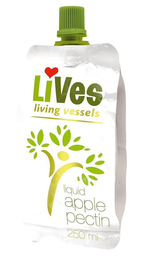 LiVes Pectin - jablčný pektín recenzia