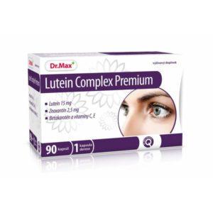 Lutein Complex Premium Dr.Max 90 kapsúl