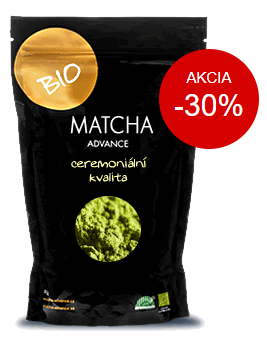 Matcha Advance BIO recenzia