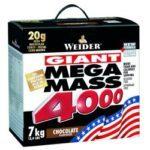 Mega Mass 4000 Weider proteín