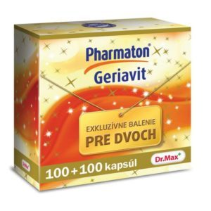 Pharmaton Geriavit darček pre pár