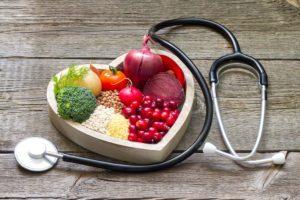 Suroviny na zdravé recepty na chudnutie