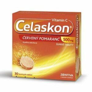 CELASKON (500 mg) 30 šumivých tabliet