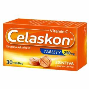 CELASKON tablety 250 mg 30 tabliet