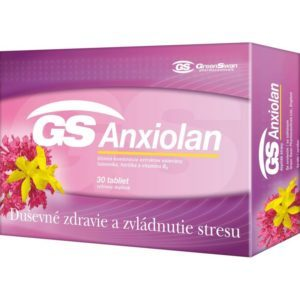 GS Anxiolan 30 tabliet
