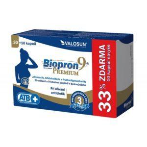 Biopron 9 PREMIUM 30 + 10 kapsúl