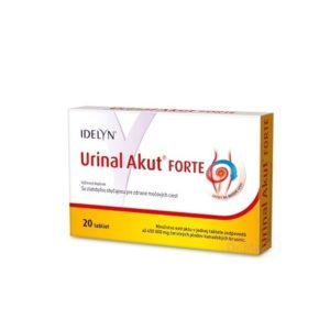 Urinal Akut Forte 20 tabliet