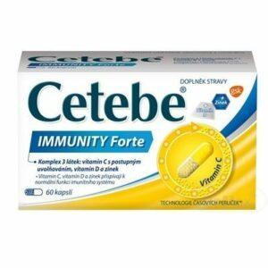 CETEBE IMMUNITY Forte 60 kapsúl