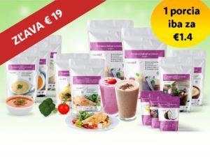 Proteínová keto diéta na 4 týždne