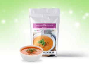 Proteínová polievka KetoMIX 300 g (10 porcií) – guľášová