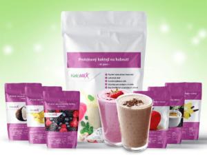 Proteínový kokteil KetoMIX 1200 g (40 porcií)