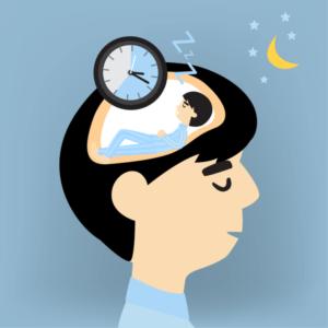 Melatonín vplyv na spanie a spánkové cykly