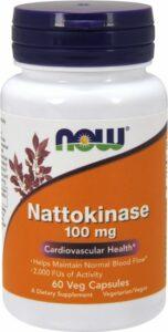 Nattokinase – nattokináza (Now Foods)