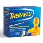 Theraflu - prechladnutie a chrípka 14 vrecúšok