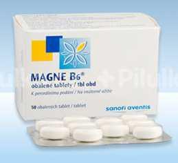 MAGNE-B6 50 tbl