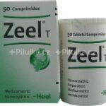 ZEEL comp. – HEEL 50 tbl
