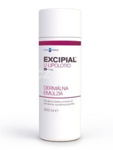 Excipial U Lipolotio Dermálna emulzia 200ml