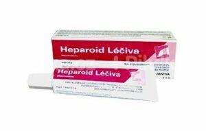 HEPAROID LÉČIVA crm der 30 g