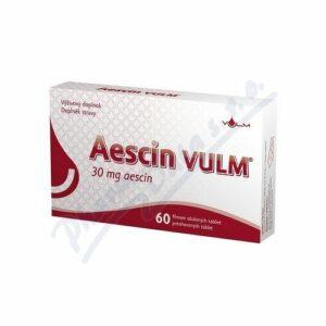 VULM A.S. MODRA Aescin 30mg tbl.60