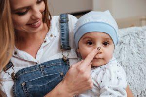 Čisté nošteky našich detí počas chrípkových období s Aliamare Clean
