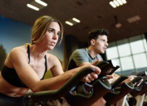Cykotrenažéry alebo indoor spinning bicykel