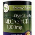 Fish oil with Omega-3 Forte 1000mg 90 kapsúl