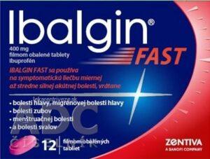 Ibalgin FAST 400 mg