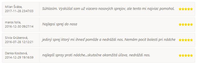 Muconasal Plus - recenzia