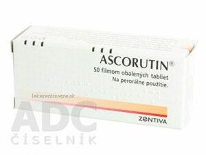 ASCORUTIN tbl flm (blis.) 1×50 ks