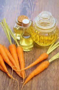 Lepšie vstrebávanie betakaroténu s olejmi a olejovými potravinami