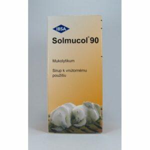 Solmucol sirup 90 ml
