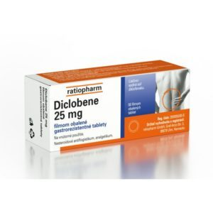Diclobene 50 tabliet