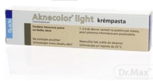 AKNECOLOR LIGHT KRÉMPASTA