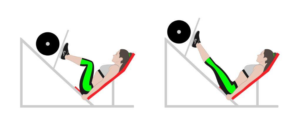 Ako správne cvičiť na leg press stroji?