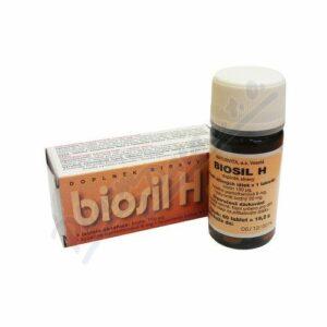 NATURVITA A.S. Biosil H tbl.60