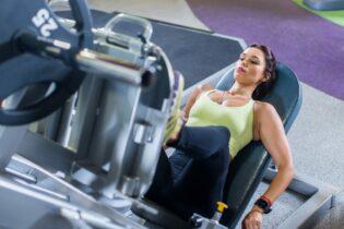 Ako cvičiť na leg press stroji?