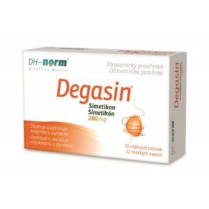 Degasin 280 mg 32 cps