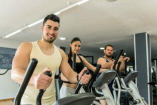 Eliptické trenažéry nielen na chudnutie