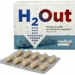 H2Out (recenzia) - účinný prípravok na odvodnenie organizmu