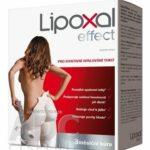 Lipoxal Effect tbl (3 mesačná kúra) 1×270 ks