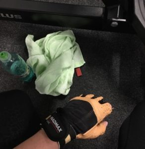 Fitness rukavice Mad Max
