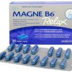 Phoenix Magne B6 Relax 30 kapsúl