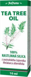 Tea Trea Oil – 100%silica z australského čajovníka