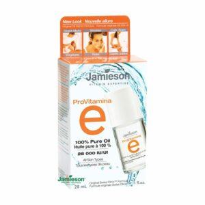 JAMIESON ProVitamina 100% čistý vitamín E olej