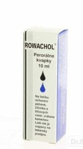 ROWACHOL – kvapky