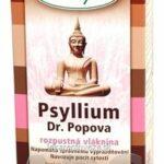 DR. POPOV PSYLLIUM rozpustná vláknina 1×100 g