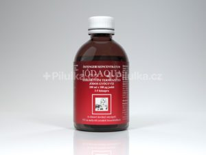 JÓDAQUA liquid 200 ml