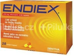 ENDIEX 200 mg 28 cps