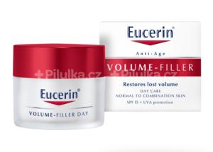 Eucerin VOLUME-FILLER Denný krém Anti-Age, pre normálnu a zmiešanú pleť 50 ml