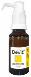 DeVit kvapky 20 ml